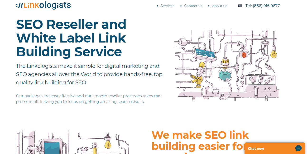 Linkologists_White Label Link Building Services