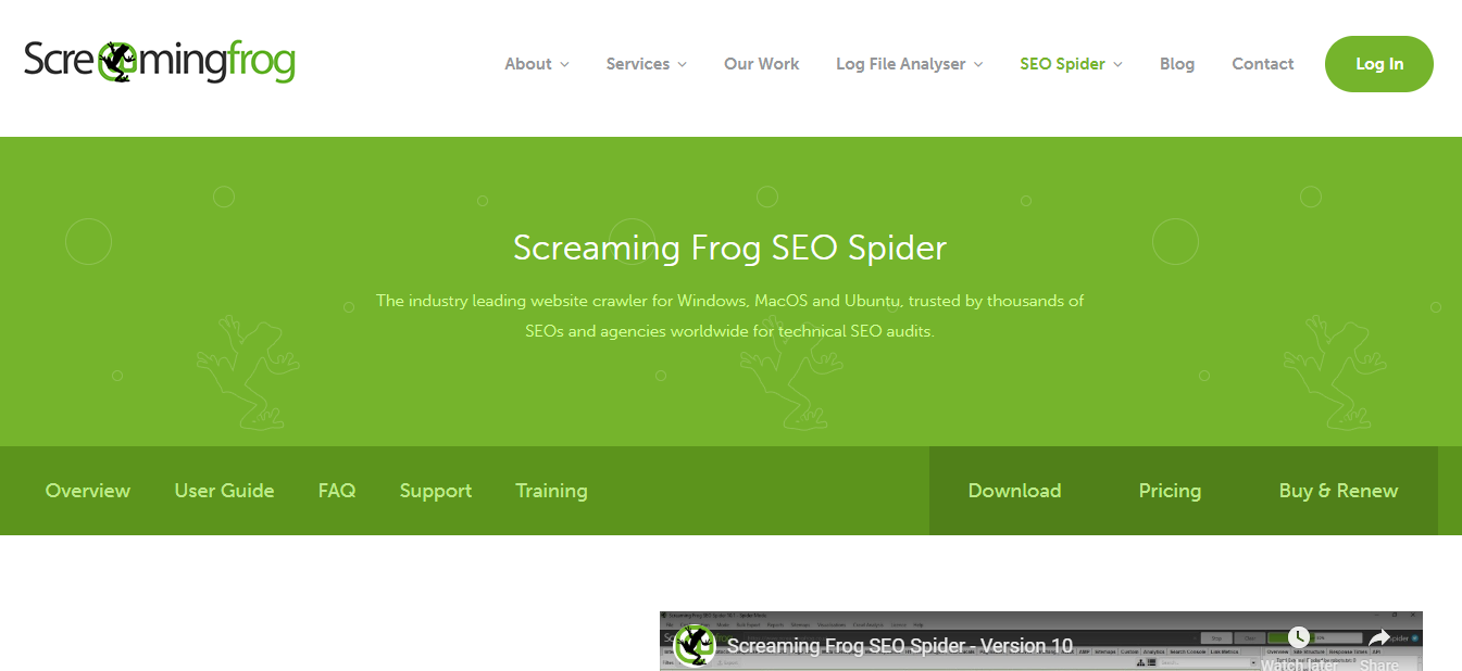 Screaming Frog_SEO Wins_Marketer's Centre