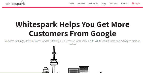 WhiteSpark Local SEO Tool